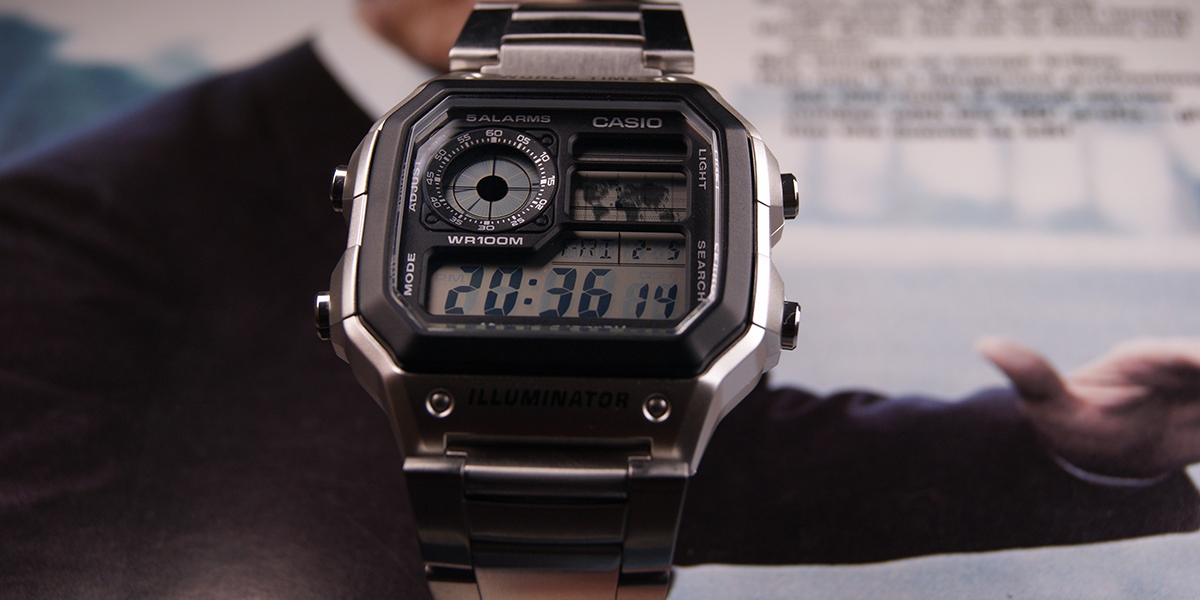 casio royal