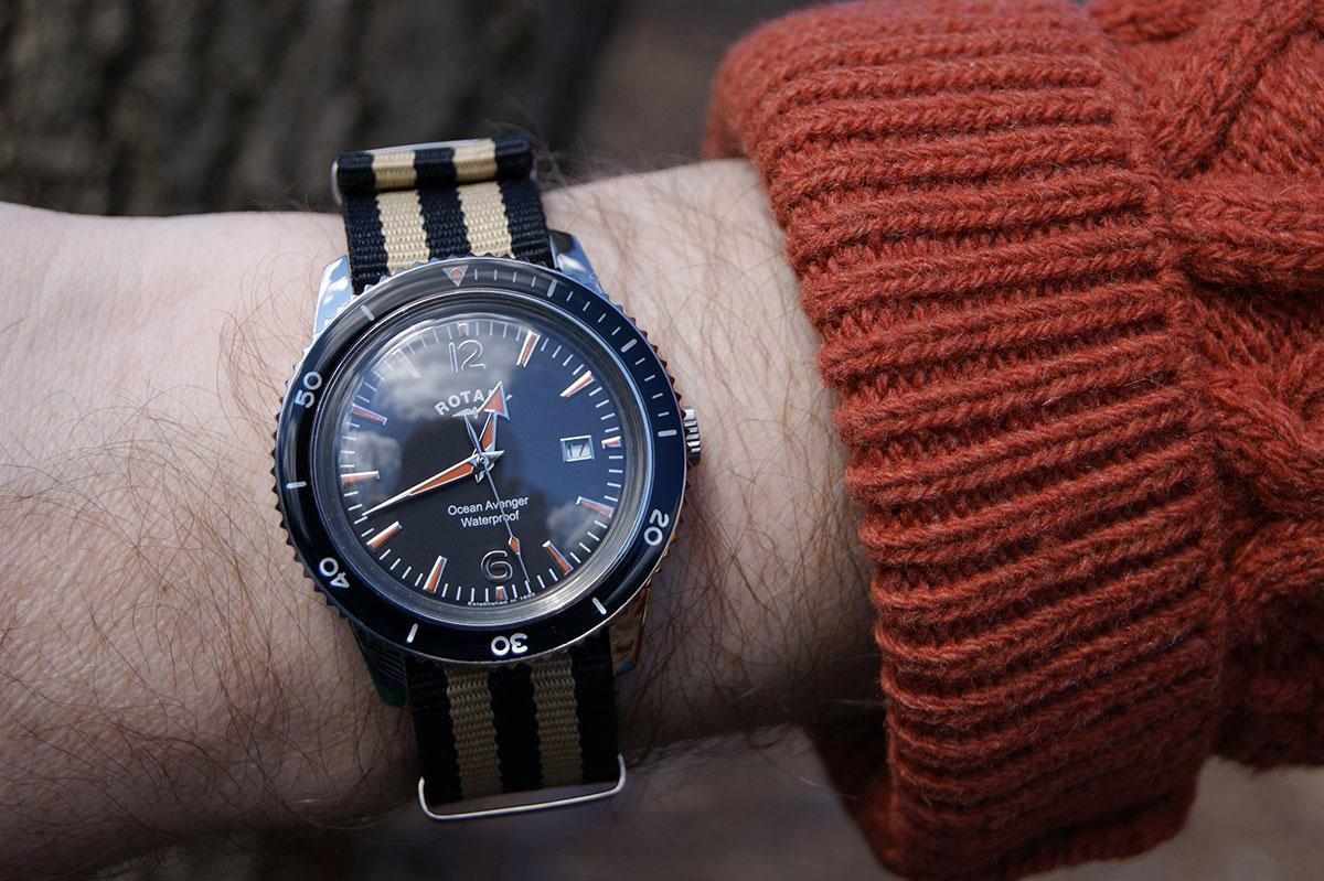 Rotary Ocean Avenger Review