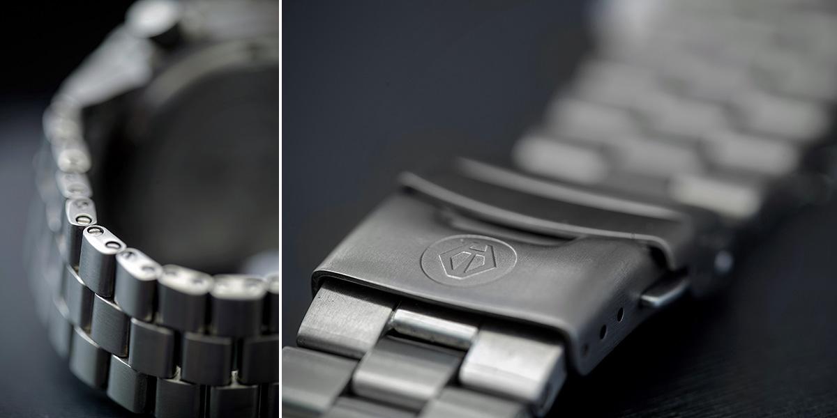 Hamtun H1 - Titanium Bracelet